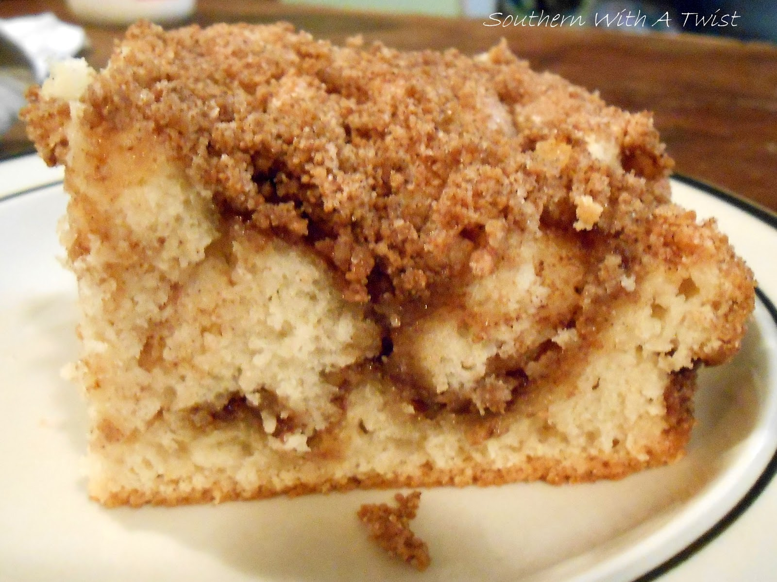 Snickerdoodle Coffee Cake Recipe
