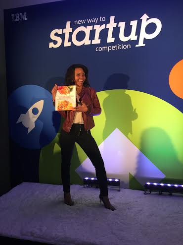 The night got even better when Stretch Recipes was also named a fan favorite at the New Way to Startup competition.