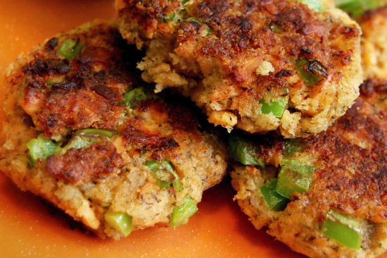 Southern-Cuisine-Salmon-Croquettes