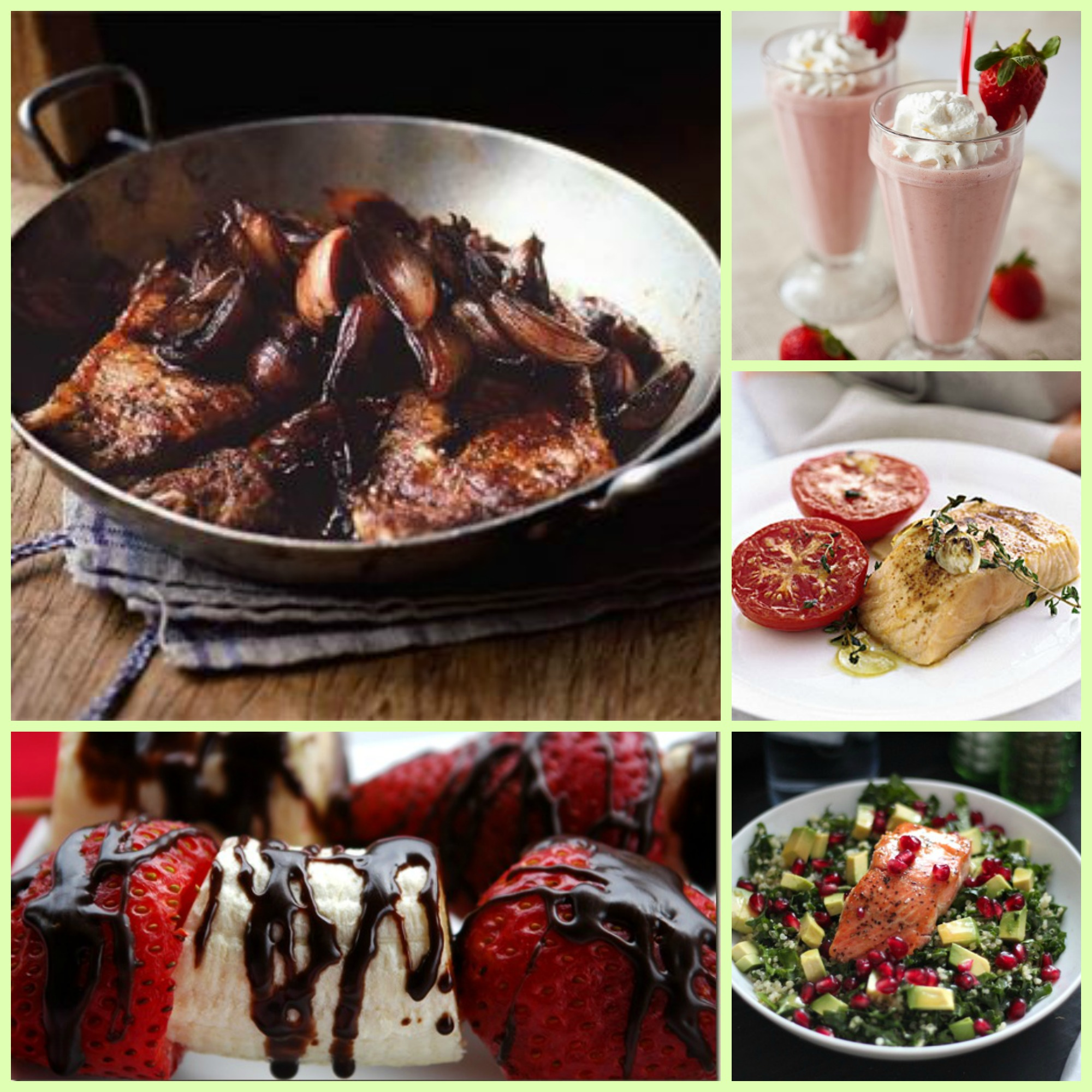 VDay_Meat_Collage