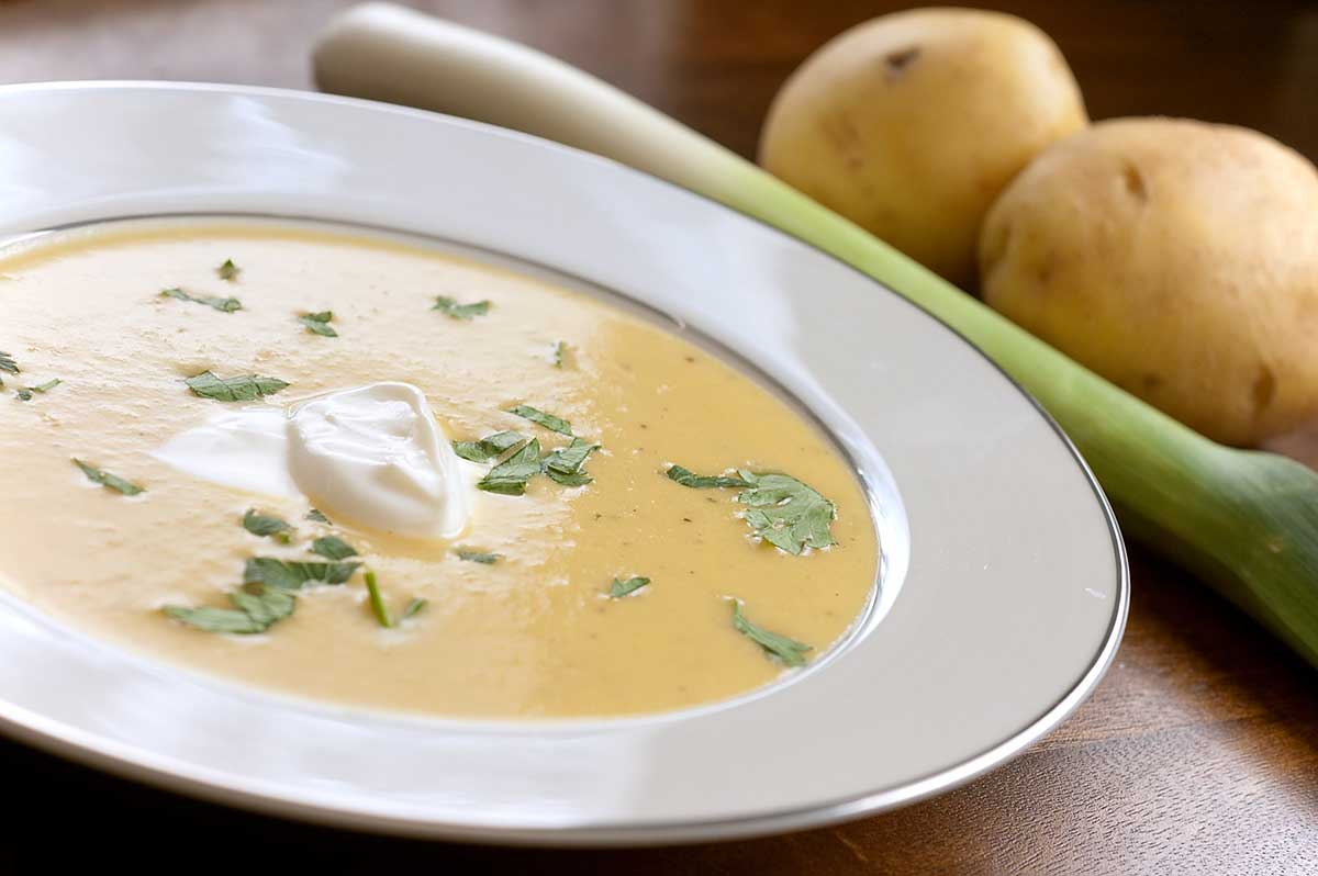 Potato-Leek-Soup